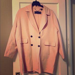 Tommy Hilfiger Bubblegum Pink lightweight coat